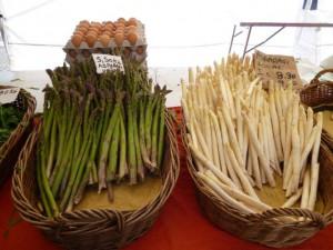3- i famosi asparagi di Tavagnacco