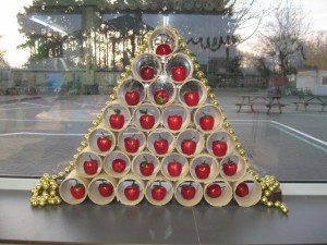 maths for christmas - kerstboom 053